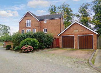 Thumbnail 4 Bed Semi Detached House For Sale In School Lane Warmingham Sandbach