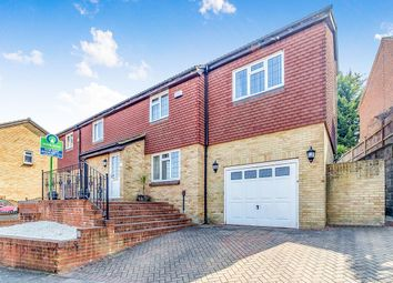 Thumbnail 4 bed semi-detached house for sale in Romney Road, Walderslade, Chatham