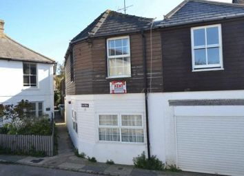 Thumbnail 2 bedroom semi-detached house to rent in Island Wall, Whitstable