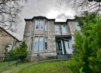 Thumbnail 2 bed flat for sale in Rosslyn Avenue, Rutherglen, Glasgow