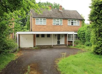 Thumbnail 3 bed detached house for sale in Cromwell Lane, Burton Green, Kenilworth