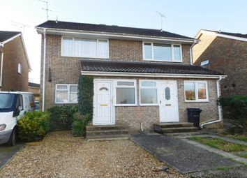 Thumbnail 2 bed semi-detached house to rent in Inglesham Way, Hamworthy, Poole, Dorset