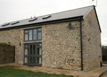 Thumbnail 2 bed semi-detached house to rent in West Buckland, Wellington