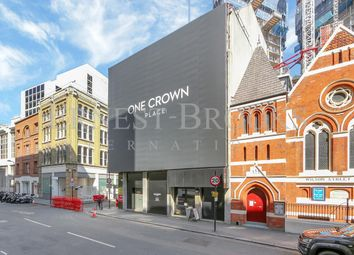 Thumbnail 1 bed flat for sale in One Crown Place, 54 Wilson St