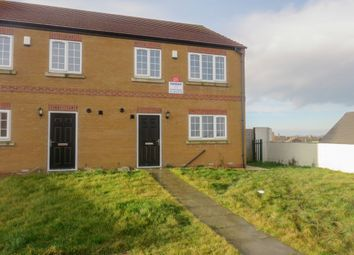 Thumbnail 3 bed semi-detached house to rent in Highstone View, Barnsley