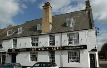 Thumbnail Retail premises to let in The Kings Arms, 59 High Street, Thrapston, Northamptonshire