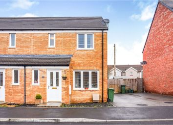Thumbnail 3 bed semi-detached house for sale in Ymyl Yr Afon, Pontypridd
