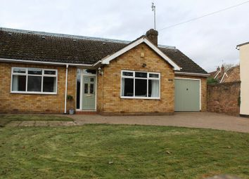 Thumbnail 4 bed detached bungalow for sale in Main Street, Ellerker, Brough