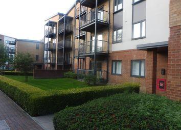 Thumbnail 1 bed flat to rent in Grade Close, Elstree, Borehamwood