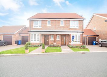 Willowbourne, Fleet GU51. 3 bed semi-detached house