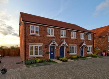 Thumbnail 3 bedroom end terrace house for sale in Challis Close, Sawston, Cambridge