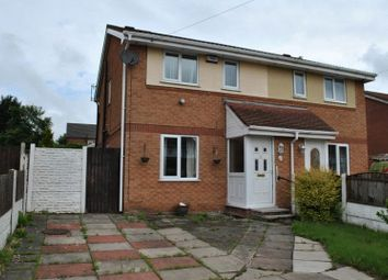 Thumbnail 3 bed semi-detached house for sale in Oxford Road, Huyton, Liverpool