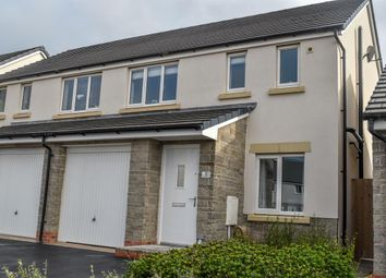 Thumbnail 3 bed semi-detached house for sale in Astazou Drive, Weston-Super-Mare