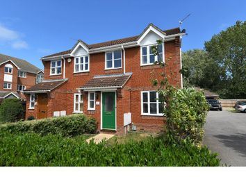 4 bed semi-detached house for sale in Corfe Way, Farnborough GU14