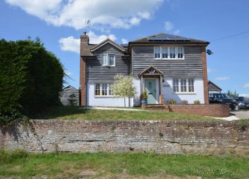 Thumbnail 4 bed detached house for sale in The Street, Binsted, Alton, Hampshire