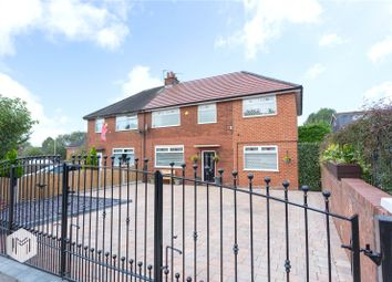 Thumbnail 5 bed semi-detached house for sale in Derwent Road, Farnworth, Bolton, Greater Manchester