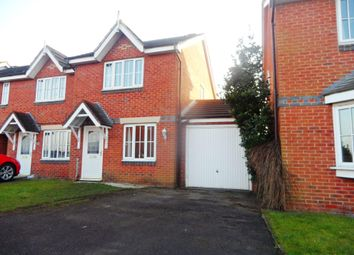 Thumbnail 2 bed end terrace house to rent in Oak Crescent, Havercroft, Wakefield