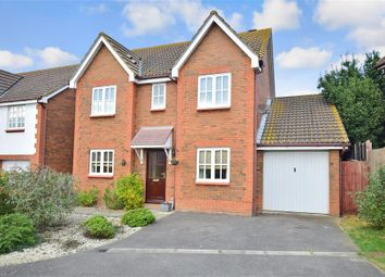 Thumbnail 4 bed detached house for sale in Bellflower Avenue, Minster On Sea, Sheerness, Kent