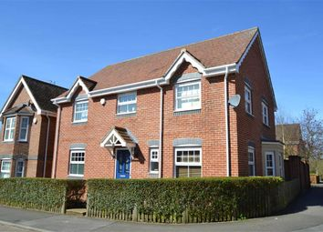 Thumbnail 4 bed detached house for sale in Pinewood Crescent, Hermitage, Berkshire