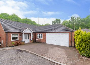 Thumbnail 3 bed bungalow for sale in Clipstone Drive, Forest Town, Mansfield