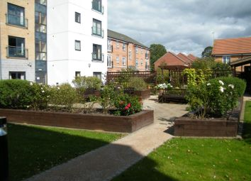 Thumbnail 2 bed flat for sale in Brick Kiln Place, Grantham