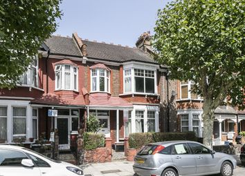 Thumbnail 3 bed terraced house for sale in Cleveleys Road, London