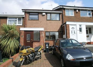 Thumbnail 3 bed terraced house for sale in Long Innage, Halesowen