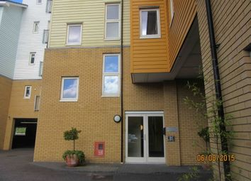 Thumbnail 1 bed flat to rent in Malin House, Rivermead, St. Marys Island, Chatham, Kent