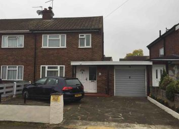 Thumbnail 3 bed semi-detached house for sale in Cherry Way, Shepperton, London