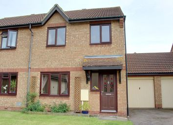 Thumbnail 3 bed semi-detached house for sale in Stavordale, Monkston, Milton Keynes
