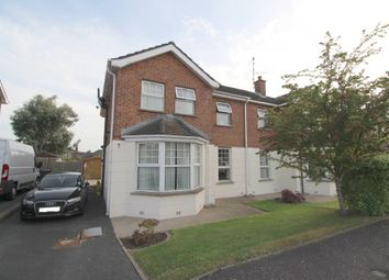 Thumbnail 3 bedroom semi-detached house to rent in Ballylenaghan Heights, Four Winds, Belfast