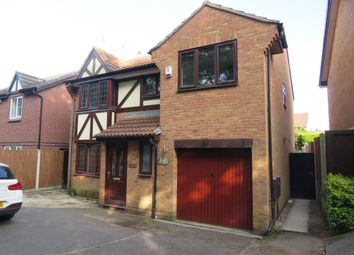 Thumbnail 4 bed detached house to rent in Summer Wood Court, Sunnyhill, Derby