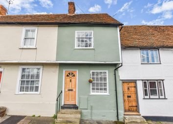 Thumbnail 2 bed cottage for sale in Mill End, Thaxted, Dunmow, Essex