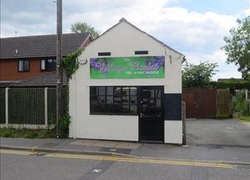 Thumbnail Retail premises for sale in The Old Bakery, Whittington, Shropshire