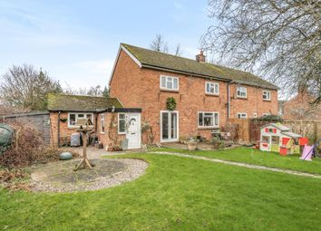 Thumbnail 4 bed semi-detached house for sale in Lingen, Herefordshire SY7,