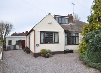 Thumbnail 4 bed semi-detached bungalow for sale in Miles Lane, Greasby, Wirral