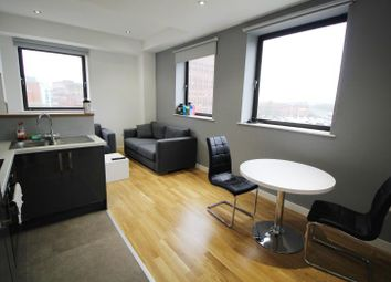 Thumbnail 2 bedroom flat to rent in Two Bedroom Apartment, Q Two Residence, 25 Queen Street, Leeds