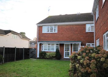 Thumbnail 2 bed flat to rent in Bearwood Gardens, Connaught Road, Fleet