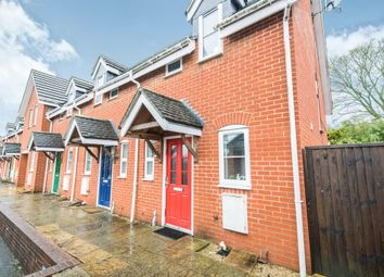 2 bed end terrace house for sale in Briarscroft, Andover SP10