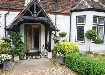 Thumbnail 2 bed maisonette for sale in 40 Bonehurst Road, Horley
