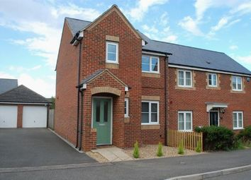 Thumbnail 3 bed property for sale in Milburn Drive, St Crispins, Northampton