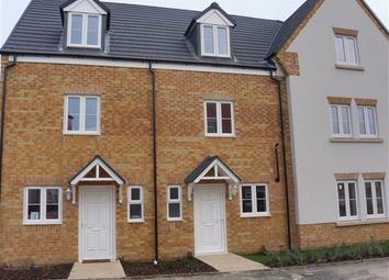 Thumbnail 3 bed semi-detached house for sale in Long Meadow Walk, Little Stanion, Corby