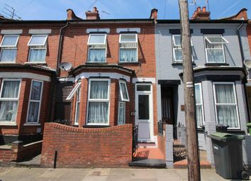 Thumbnail 3 bed terraced house for sale in Saxon Road, Luton, Bedfordshire