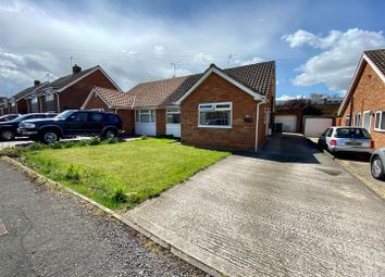 Thumbnail 3 bed semi-detached bungalow for sale in Burleigh Croft, Hucclecote, Gloucester