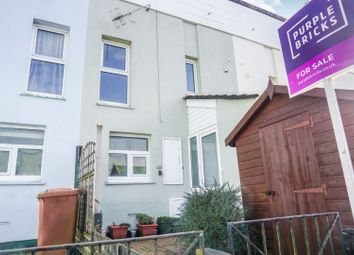 2 bed terraced house for sale in Cunningham Road, Plymouth PL5
