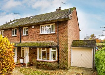 Thumbnail 3 bed semi-detached house for sale in Coltsfoot Lane, Oxted