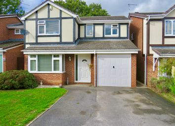 Thumbnail 4 bed detached house for sale in The Dales, Countesthorpe, Leicester