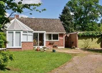 Thumbnail 2 bed detached bungalow to rent in Bromsberrow Heath, Ledbury