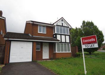 Thumbnail 4 bed property to rent in Marshmont Way, Erdington, Birmingham