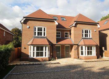 4 bed semi-detached house for sale in Baskerville Lane, Shiplake, Henley-On-Thames RG9